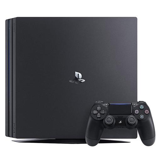 console ps4 sony playstation 4 pro black  1tb anatel