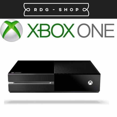 console xbox one 500gb original microsoft - envio imediato *