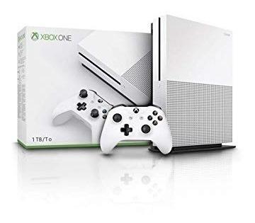 console xbox one s 1tb 4k nota fiscal+ garantia -retire rj