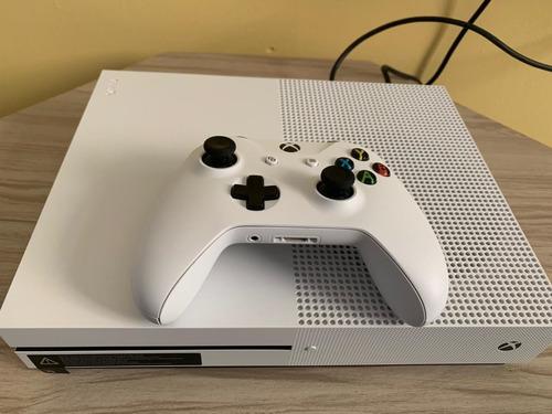 console xbox one s 1tb branco - microsoft e 3 jogos