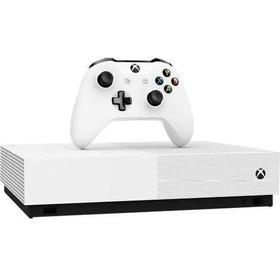Console Xbox One S 4k 1tb Mostruário + 1 Jogo Aleatório