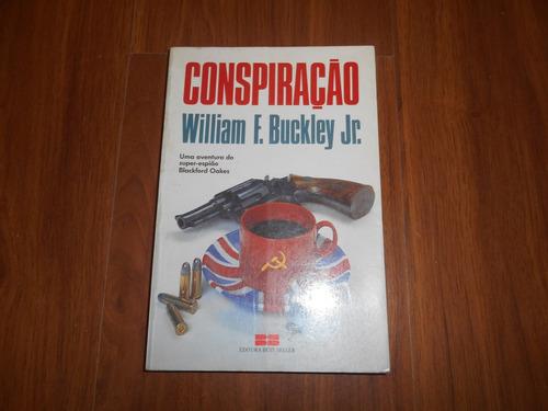 conspiração - william f. buckley jr