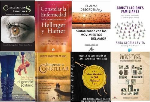 constelaciones familiares pack  85 libros+ 37 artículos @@@