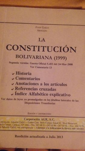 constitucion comentada