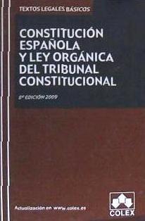 constitución española y tribunal constitucional(libro otras