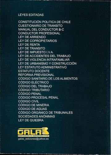 constitución política de chile actualizada 2019