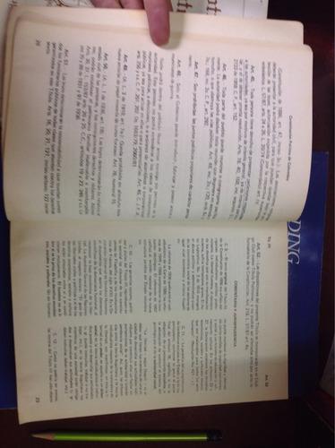 constitución política de colombia - e. sarria/l. marin.