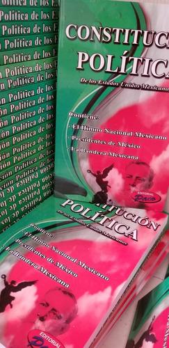 constitución política de los estados unidos mexicanos - 2018
