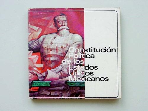 constitución política méxico, edic. esp secr. presidencia