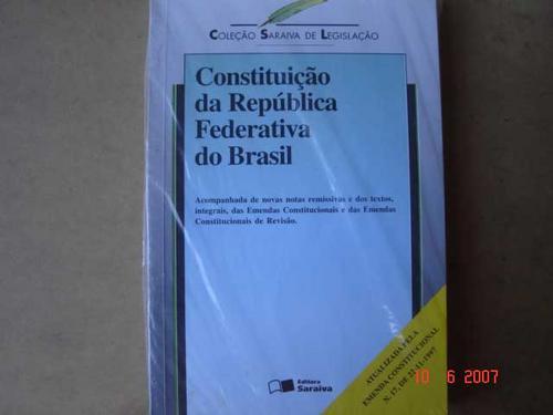 constituiçao da republica federativa do brasil 113