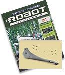 construa e programe o seu robot - edição 34