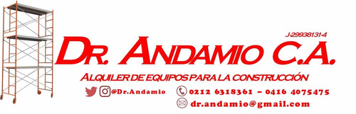 construc andamio andamios