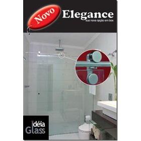 Construcard Box Elegance Roldanas Aparentes Vidro Temp Inc 8