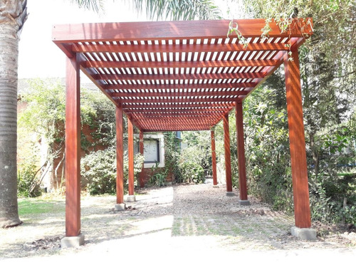 construcción cabañas, casas de madera, deck, pergolas x m2.