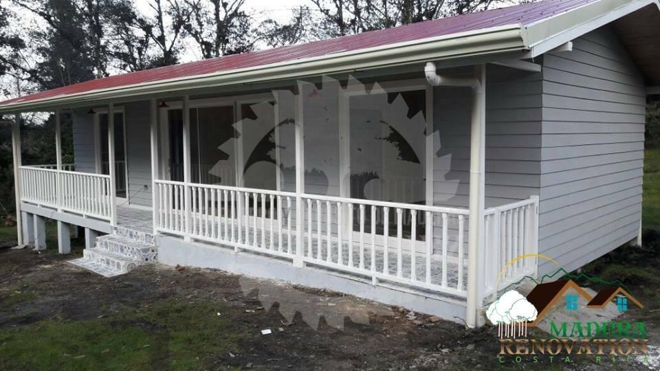 construcción  cabañas madera renovation s.l.