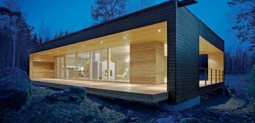 construcción cabañas y casas de tronco, madera y americanas