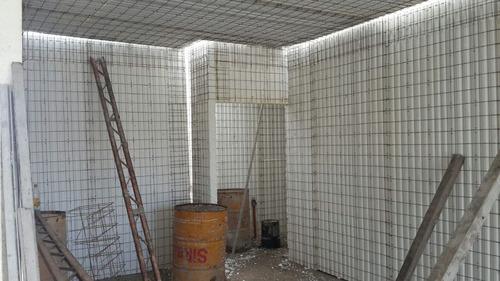 construccion  casas  - concrehaus-cassaforma-obra gris