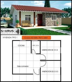 Construcción Casas Económicas Con Estructura Metálica Quito