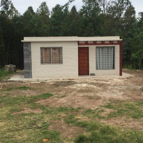 construcción casas económicas ladrillo bolseado