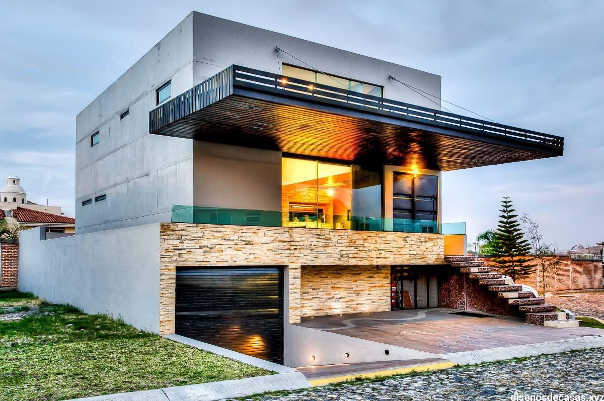 Construccion casas ladrillo moderno barato pago a convenir for Casa moderno a