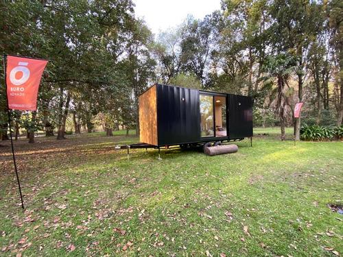 construccion casas tiny house módulos buro nómade