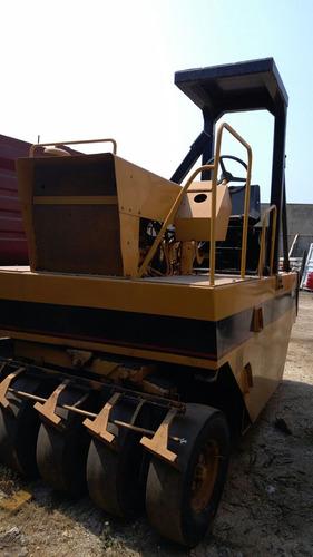 construcción compactadores maquinaria