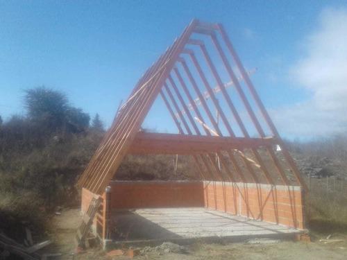 construccion  de alpinas  en  córdoba, calamuchita