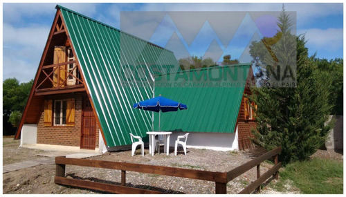 construcción de cabañas alpinas gold // costamontana