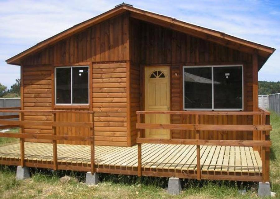 Construcci n de caba as de madera en mercado libre - Como hacer una cabana de madera ...