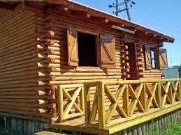 construccion de cabañas de tronco en todo el pais