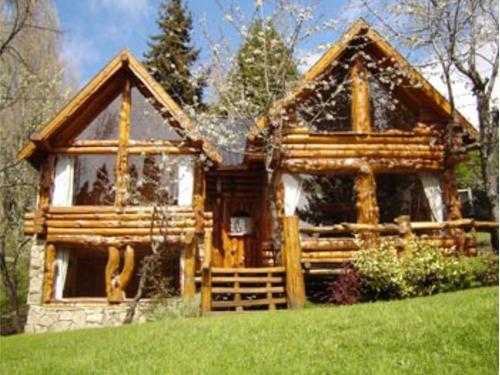 construccion de cabañas de troncos, casas