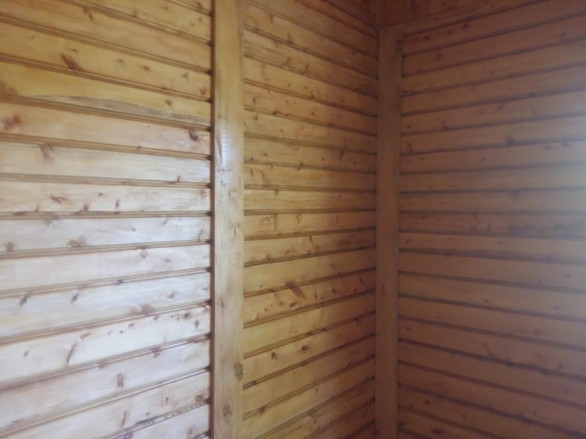 Construcci n de caba as madera renovation s l for Cabana madera precio