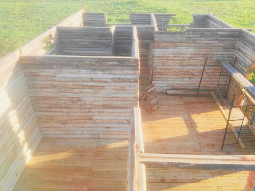 construcción de cabañas premium