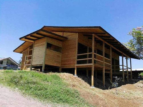 construcción de cabañas, remodelaciones, etc