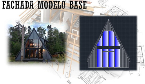 construccion de casa alpina