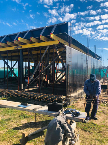 construcción de casas de hormigon visto / llave en mano