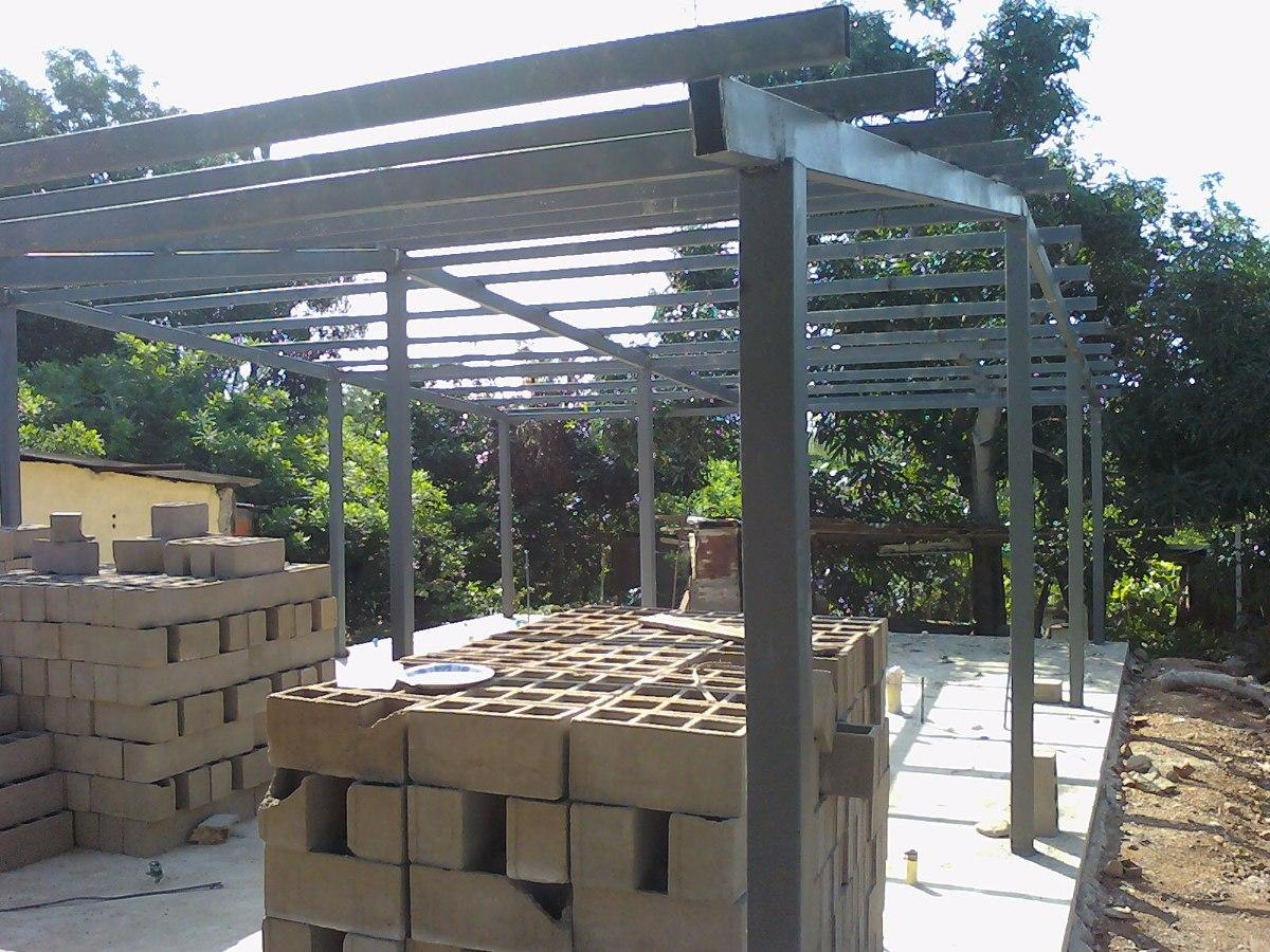 Estructuras metalicas para casas interesting best - Estructura metalicas para casas ...