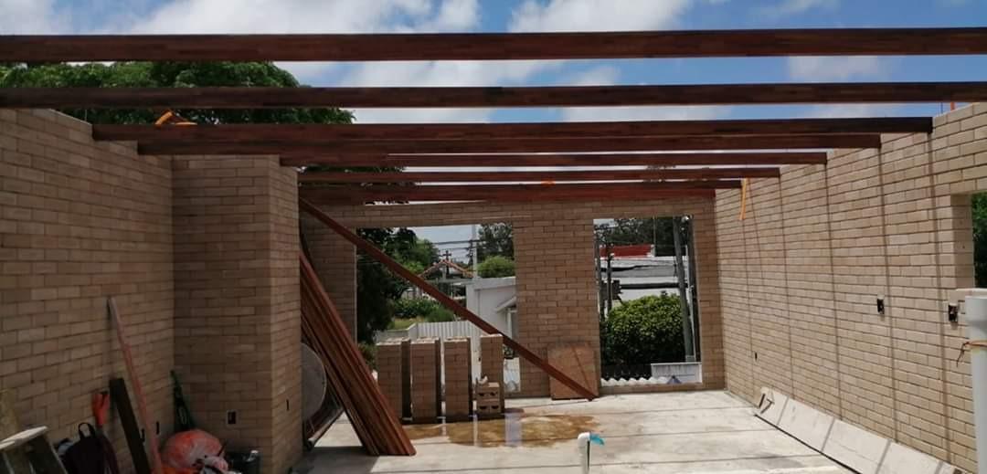 construcción de casas en ladriilos ecológicos m2 600dolares