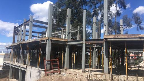 construccion de casas, estructuras metálicas
