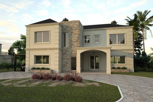 construcción de casas industrializadas (obra gruesa)