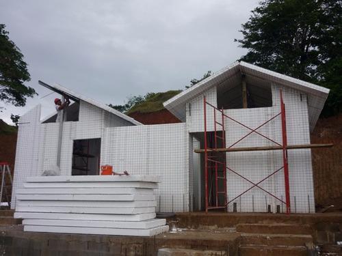 construccion de casas sistema concrehous/cassaforma/diedra