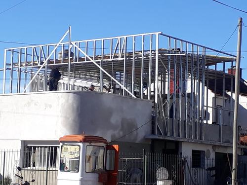 construcción de casas steel framing llave en mano por m2 jb