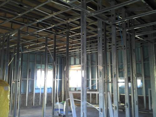 construccion de casas steel framing obra gris procrear m2 jb