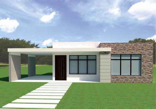 construcción de casas tradicional y retack