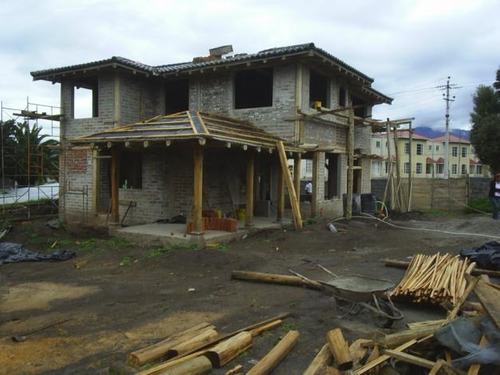 construcción de casas y cabañas en todo chile, const. ahínco