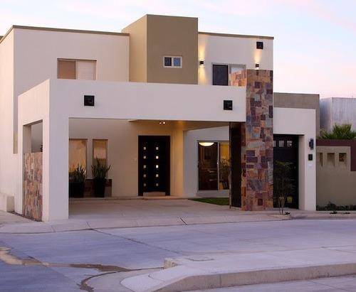 construcción de casas y piscina de hormigon 8x4, zona norte