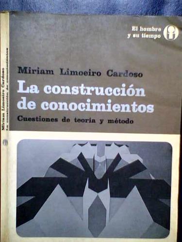 construcción de conocimientos. cuestiones teoría y método