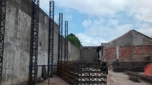 construccion de galpones standar 10x10- 20x10-30x10