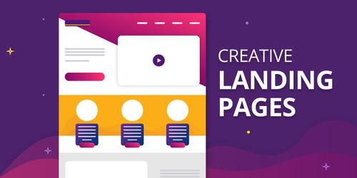 construccion de landing page