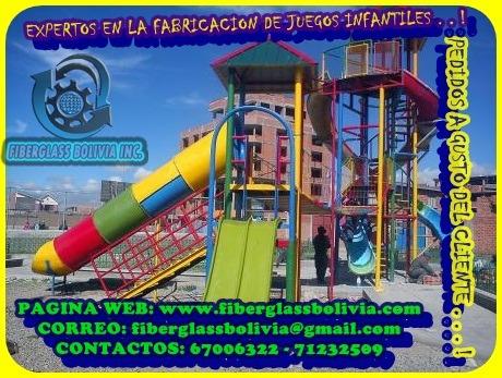 construcción de parques interiores y exterioires